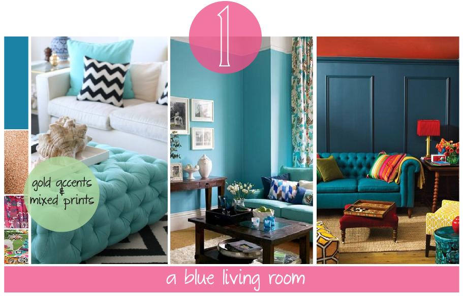 blue living room reidmore blog blue paint