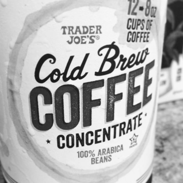 Trader Joes Cold Brew Coffee Concentrate