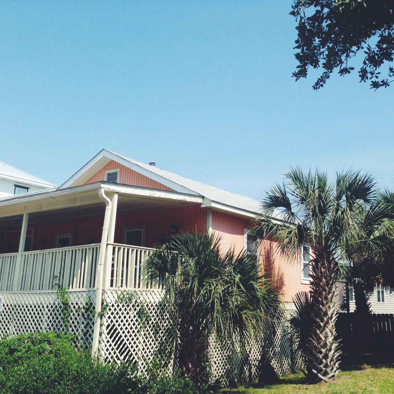 beach house rental folly beach sc