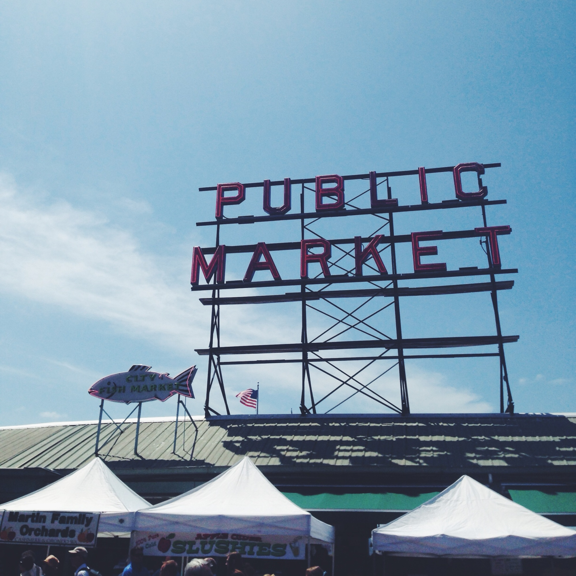 things to see pike place market