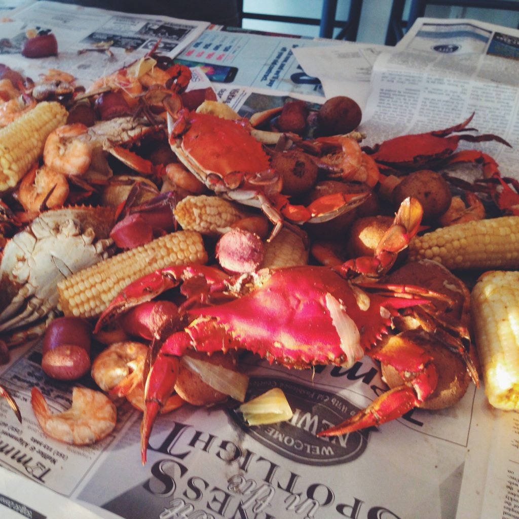 emerald isle nc low country seafood boil