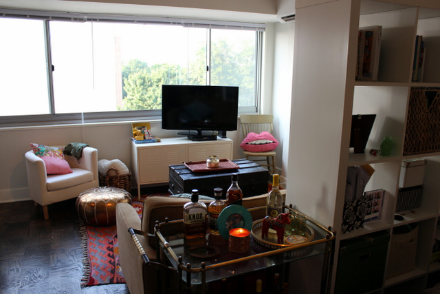 studio apartment in nw washington dc