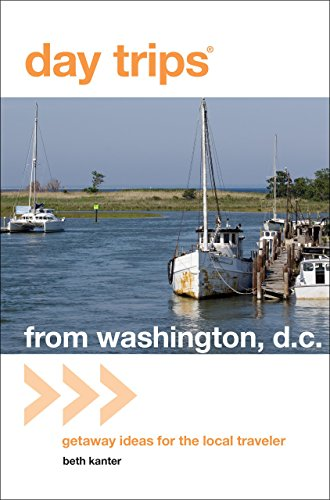 day trips from washington dc book