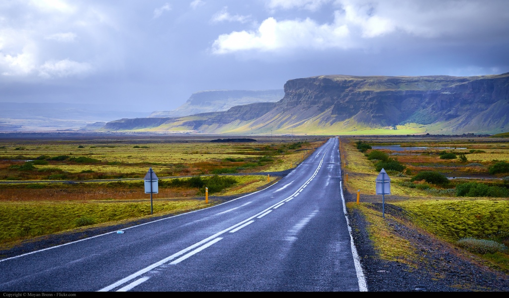 iceland road trip vacation