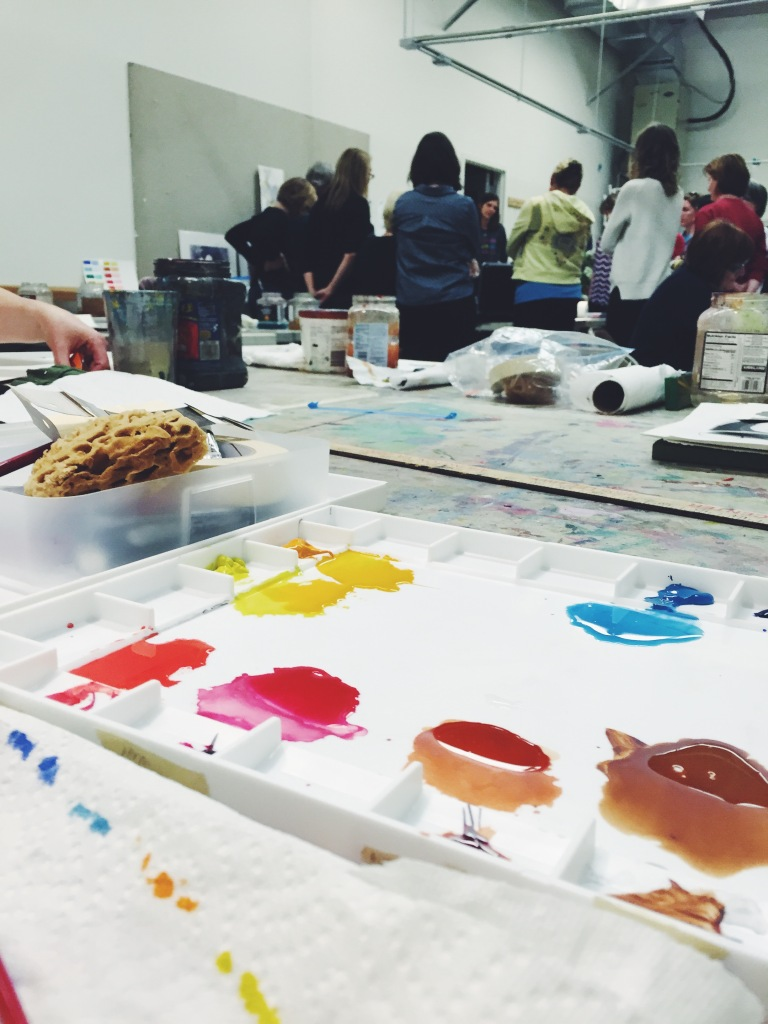 watercolor classes for beginners washington, dc | reidmore blog